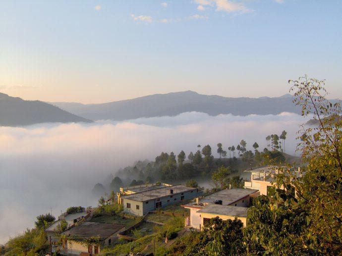 Kumauni Mountains
